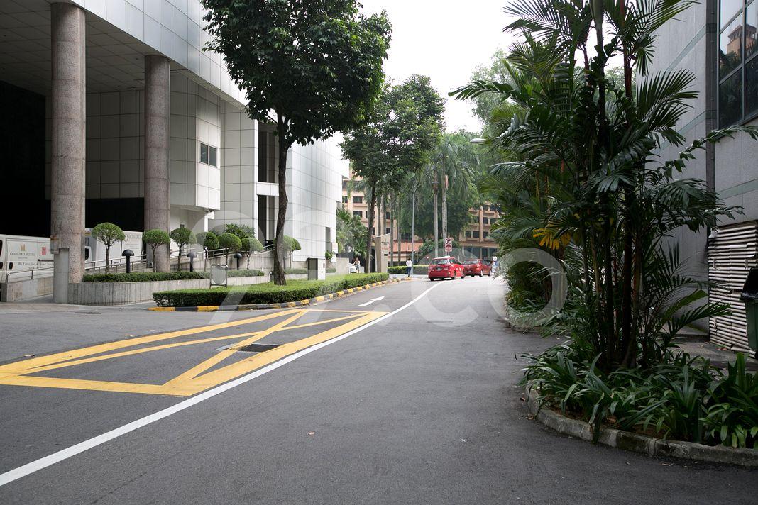 The Vantage  Street