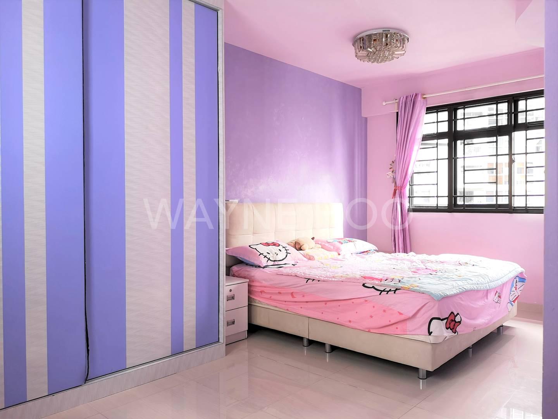 Segar Vale 546C Master bedroom