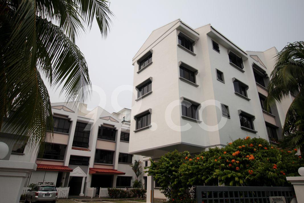Telok Kurau Lodge  Elevation