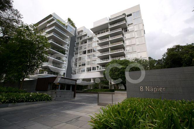 8 Napier 8 Napier - Entrance
