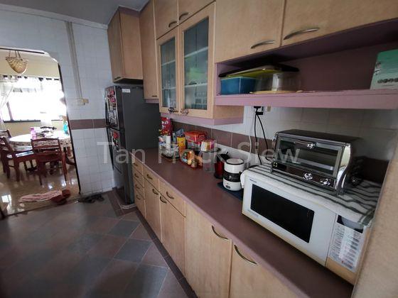 Fridge, Washing Machine, Microwave & Toaster