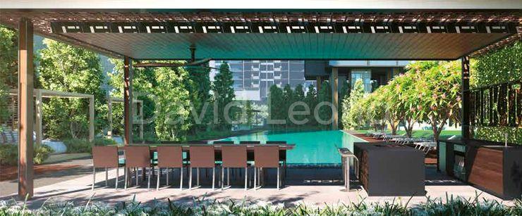 Pool Side Pavilion