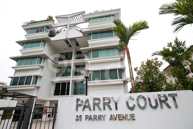 Parry Court Parry Court - Elevation
