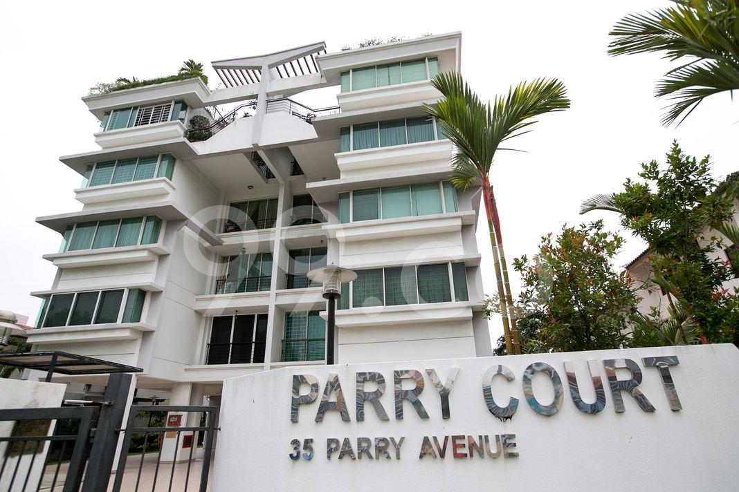 Parry Court  Elevation