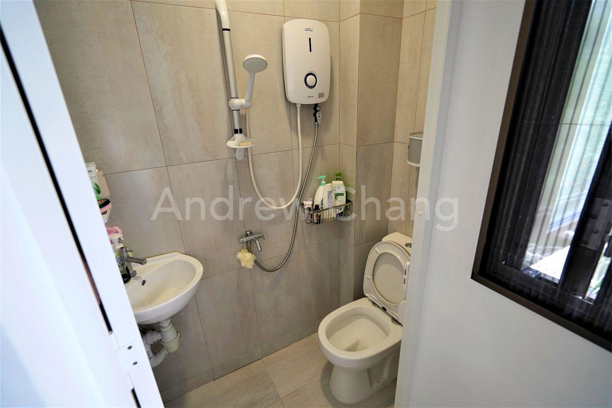 Kitchen/Yard Bathroom
