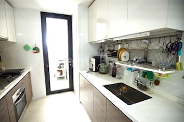Kitchen to Yard