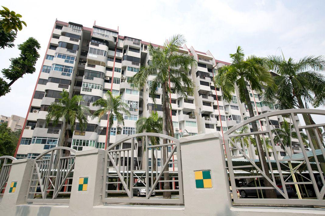 Lakepoint Condominium  Elevation