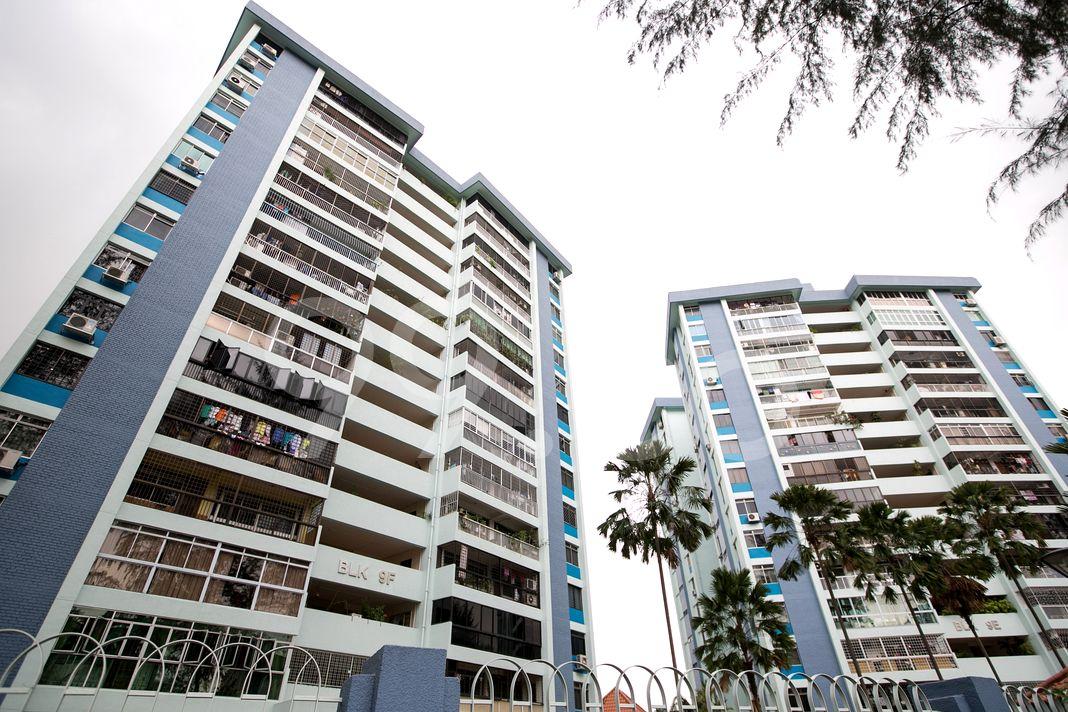 Lakeside Apartments  Elevation