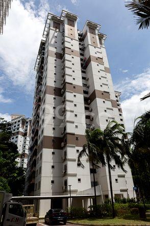 HDB-Jurong East Block 286B Jurong East