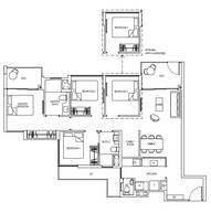 4 Bedrooms Type 4C1aG