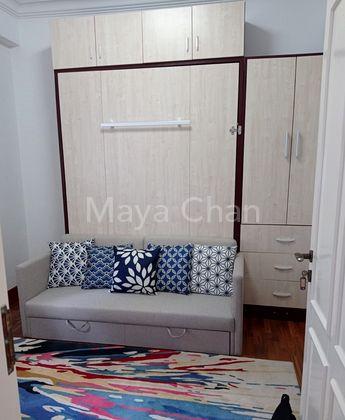 Bedroom 2, Sofa