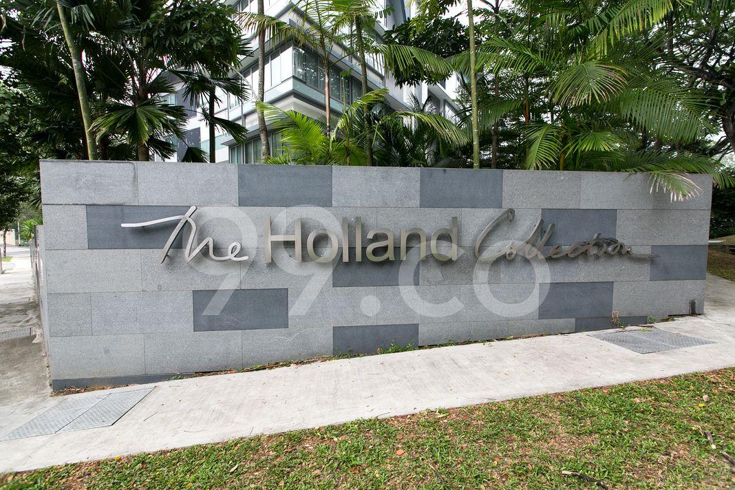 The Holland Collection  Logo