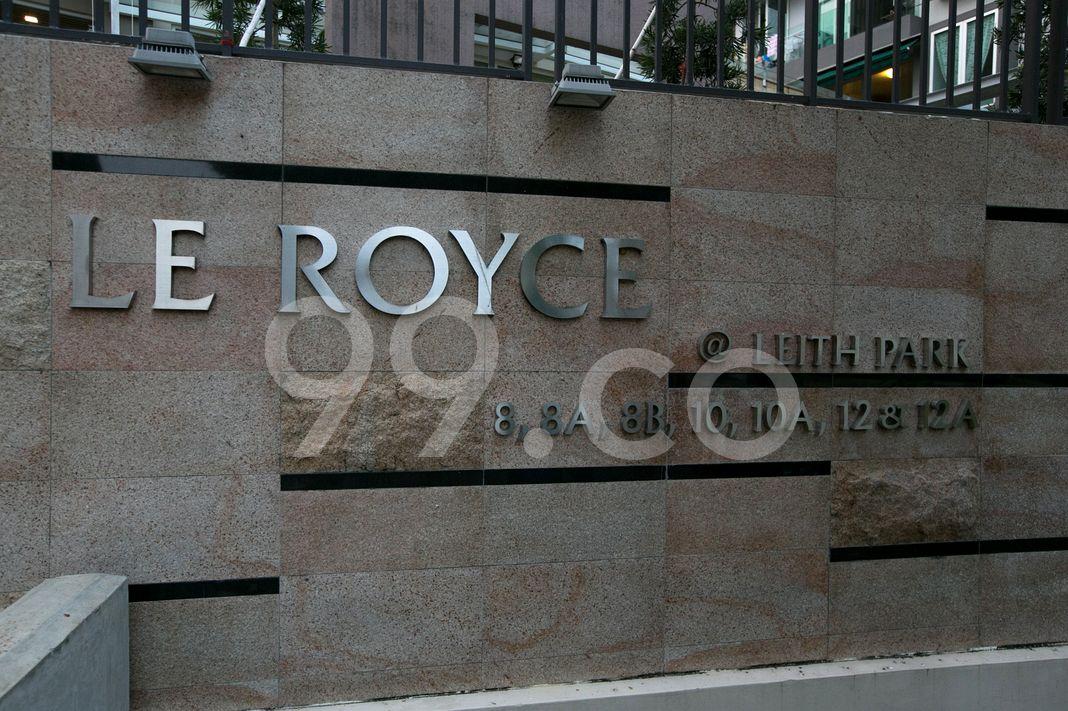 Le Royce @ Leith Park  Logo
