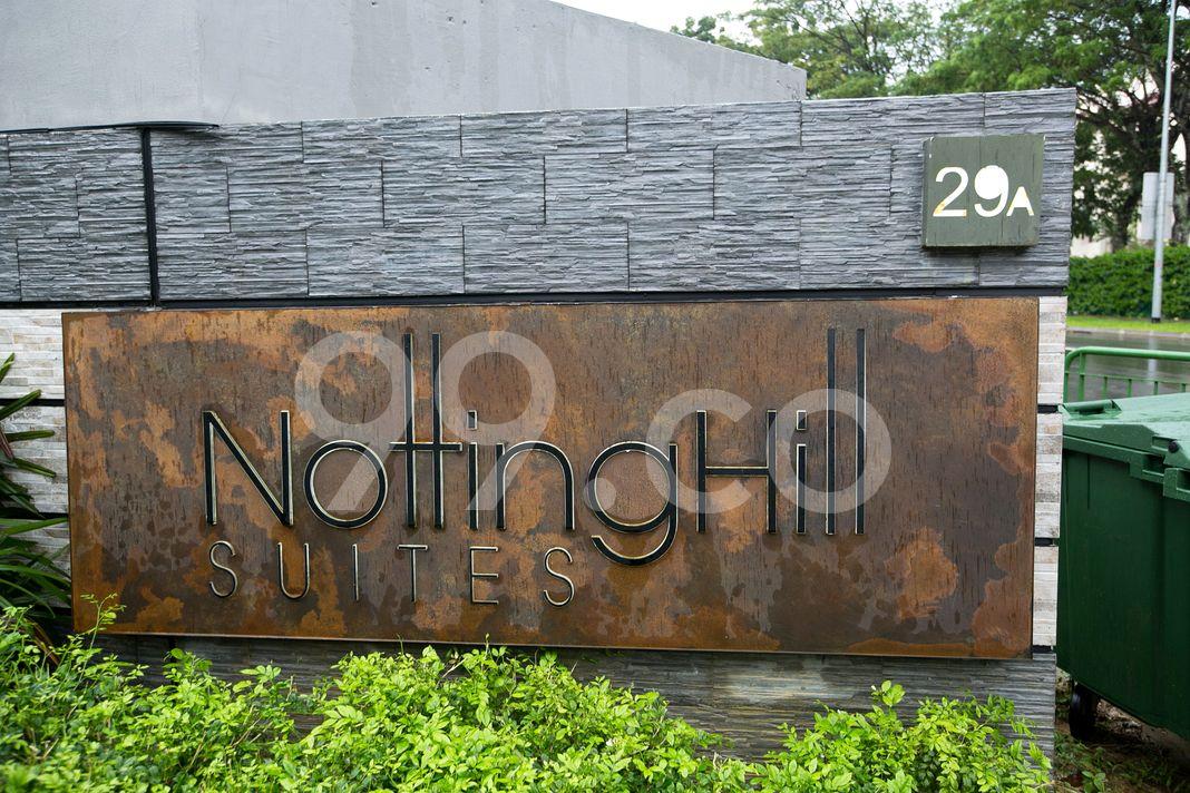Nottinghill Suites  Logo