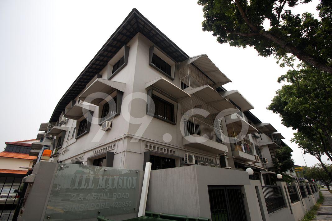 Still Mansions  Elevation