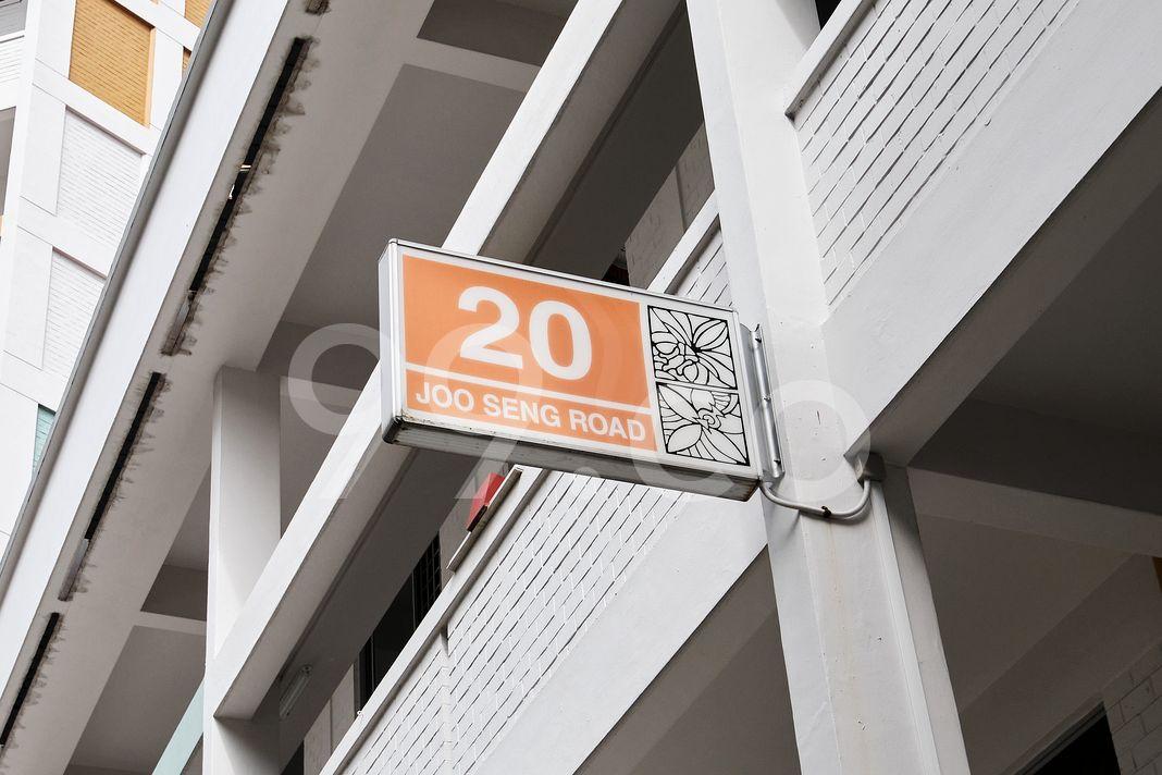 Block 20 Joo Seng Heights