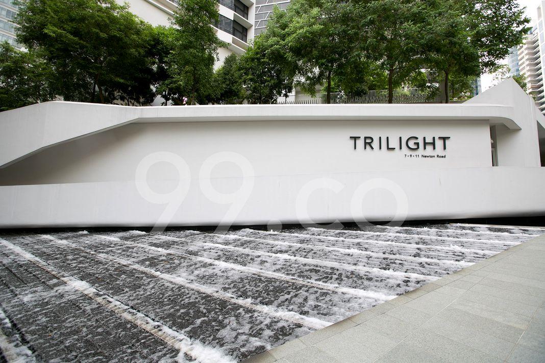 Trilight  Entrance