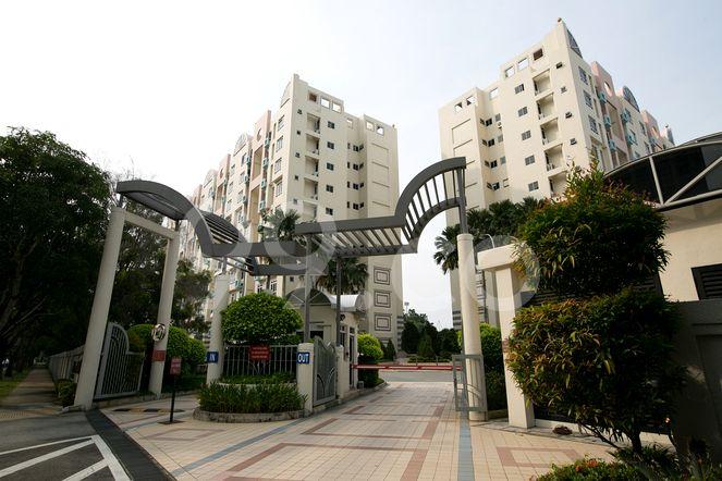Bishan Park Condominium Bishan Park Condominium - Elevation