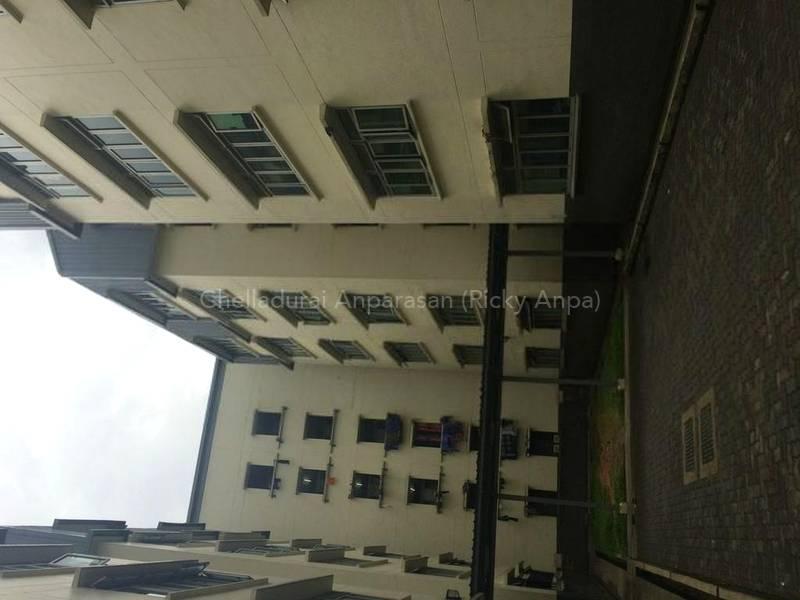Apartment Concept Building