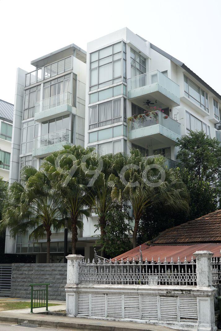 Jubilee Residence  Elevation