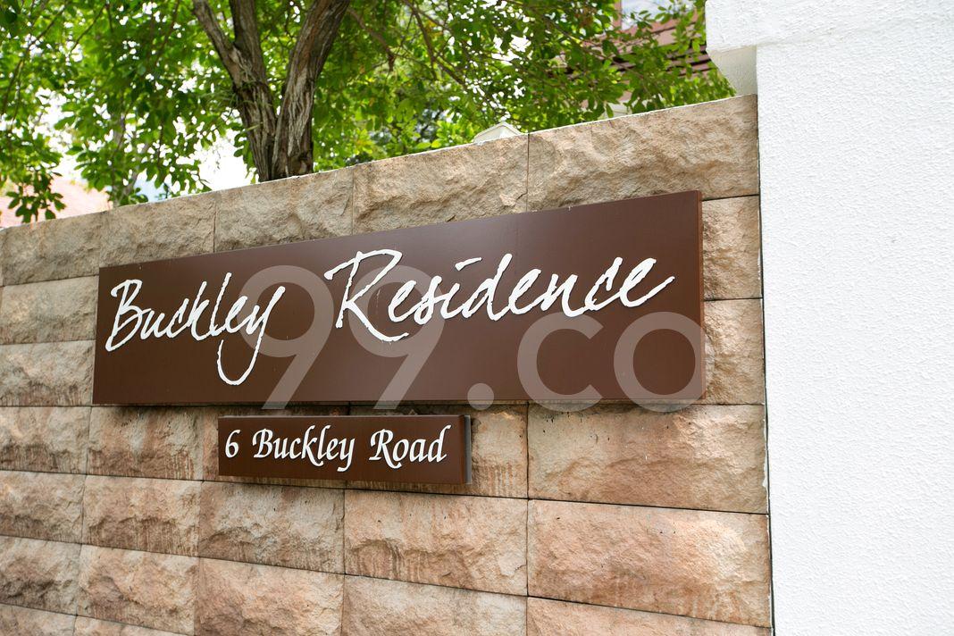 Buckley Residence  Logo
