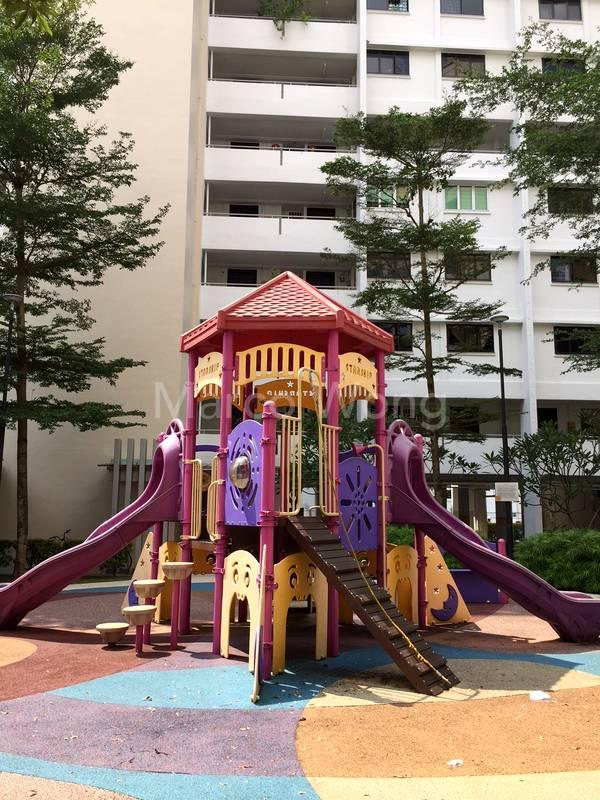 Playground Downstairs