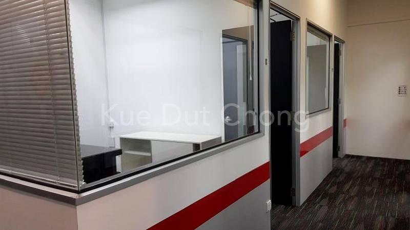 120 sqft office space