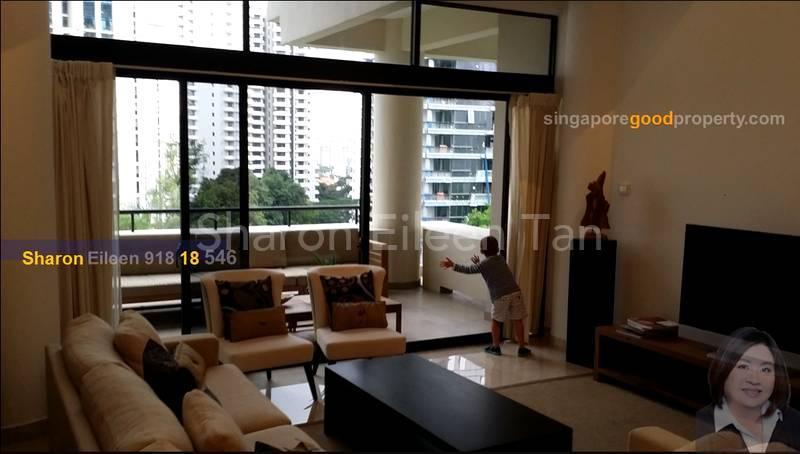 Spacious Living Area - sharoneileentan.com