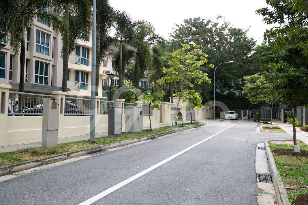 Meya Lodge  Street