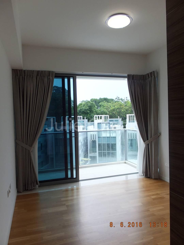 Junior Master Bedroom with Balcony