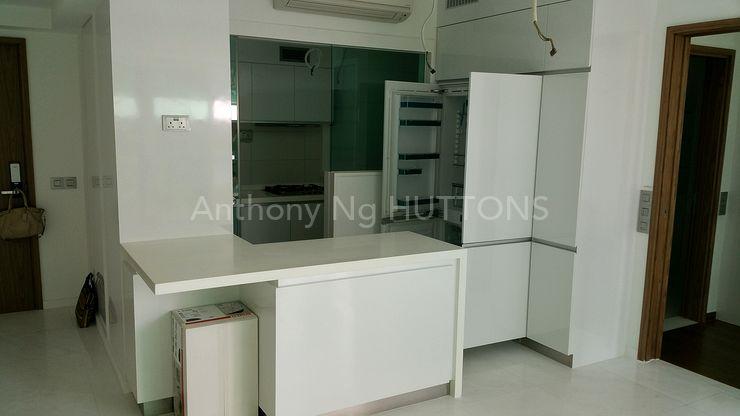 efficient kitchen with Miele appliances