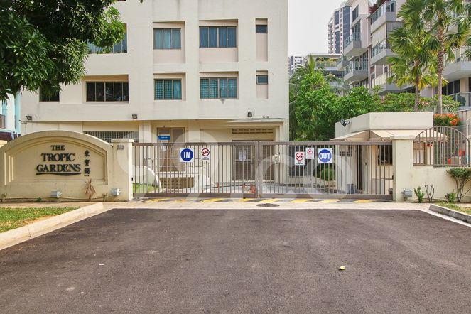 The Tropic Gardens The Tropic Gardens - Entrance
