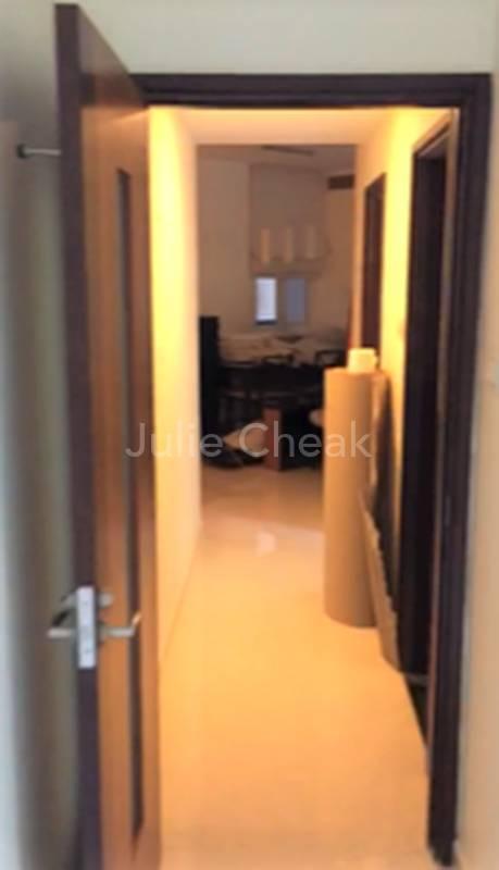 Hallway access to Bedrooms & Guest bathroom