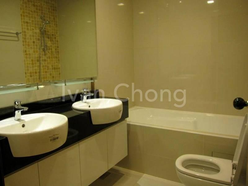 Renovated Master Bathroom