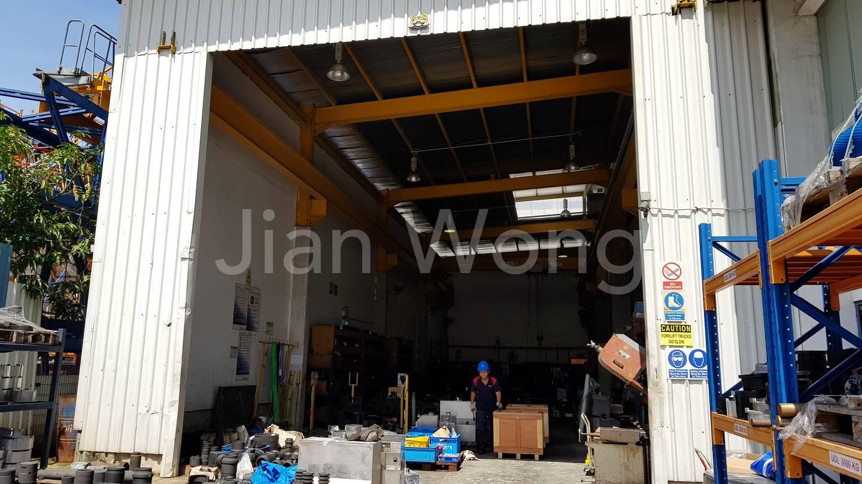10-ton overhead crane