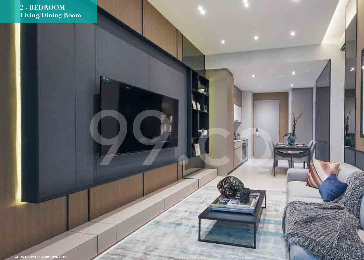 Casa Al Mare Living Room