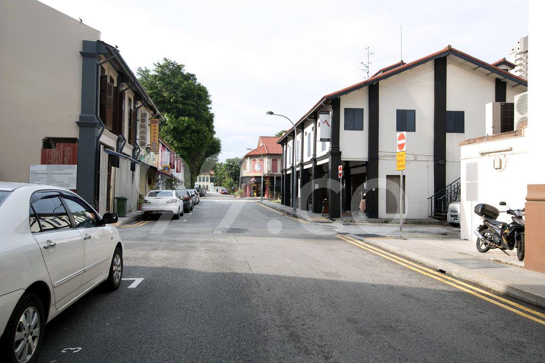 Sultan Gate Place  Street