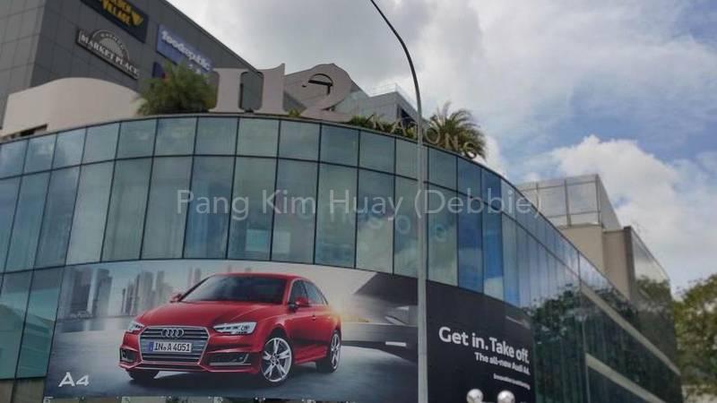 Near Katong I12 shopping mall ( 3 min walking distance)