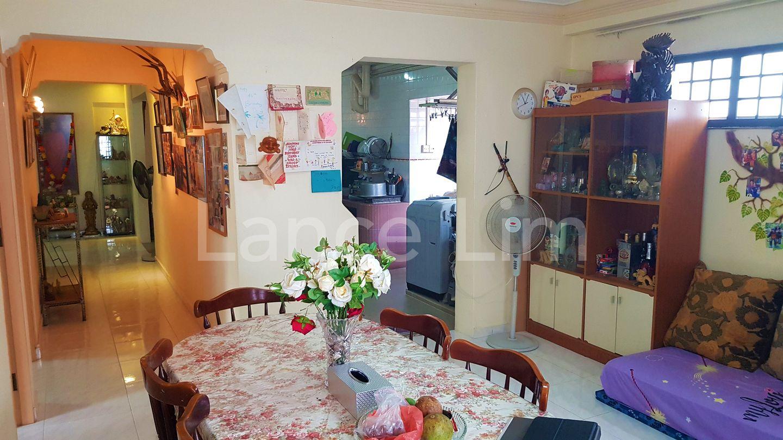 Corridor/Kitchen/Dining
