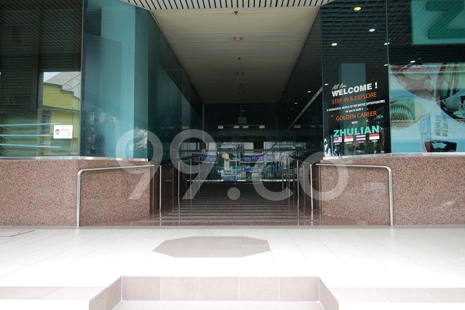 Kembangan Court Kembangan Court - Entrance