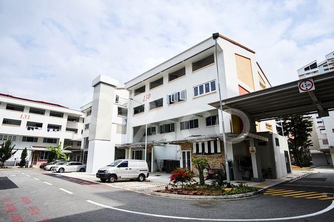 HDB-Potong Pasir Block 130 Potong Pasir