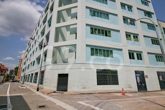 Balmy Court Balmy Court - Street