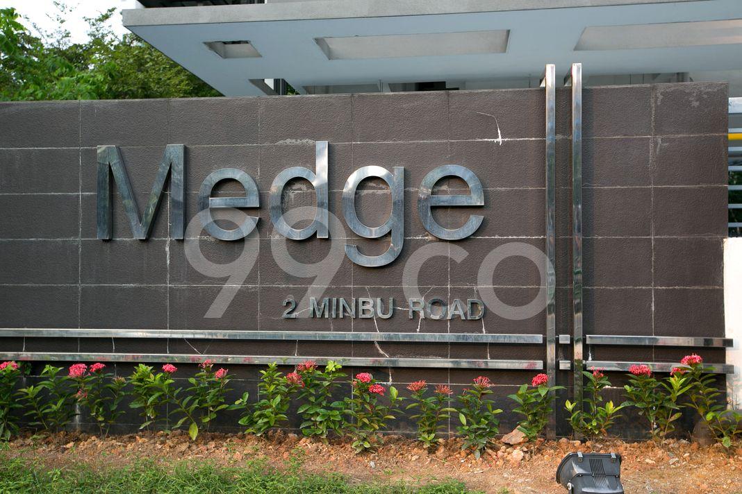 Medge  Logo