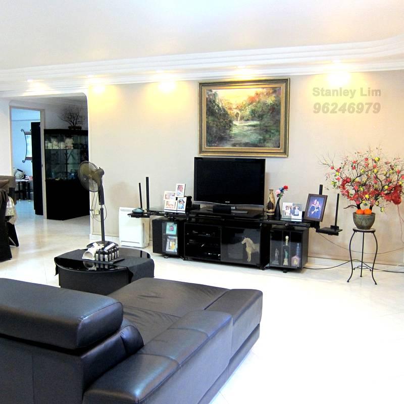558 Choa Chu Kang North 6 Singapore District 23 Hdb Executive For Rent