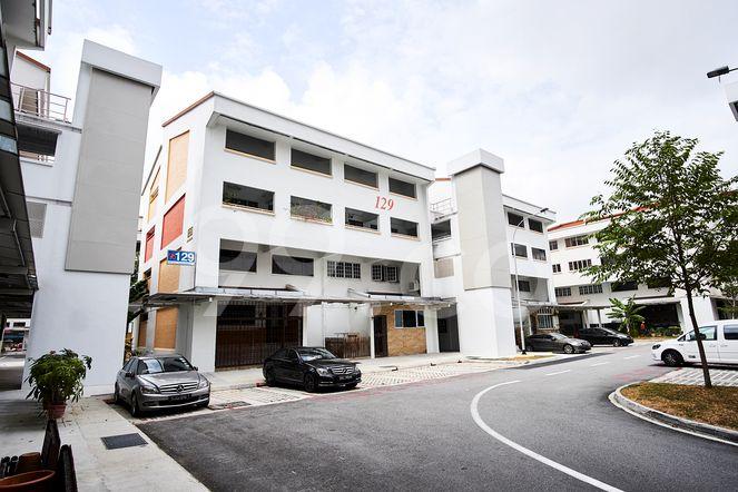 HDB-Potong Pasir Block 129 Potong Pasir