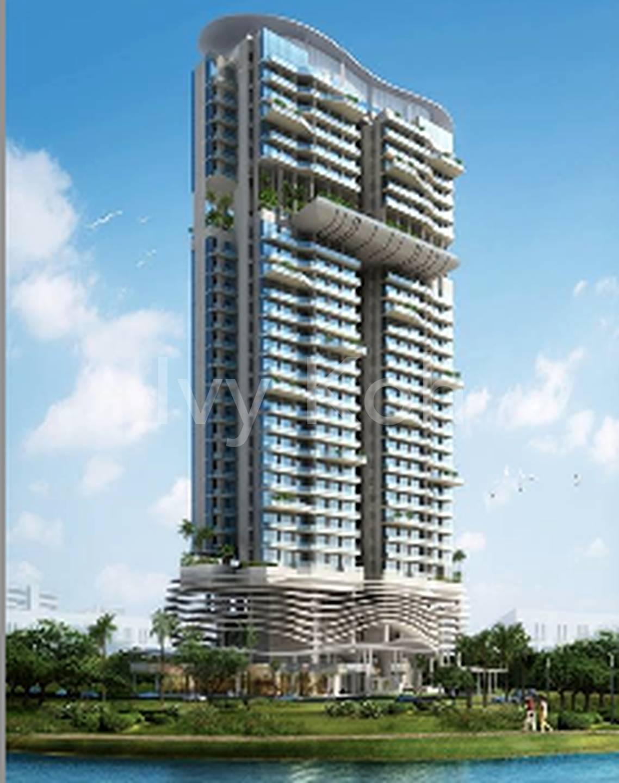 Kallang Riverside - facade