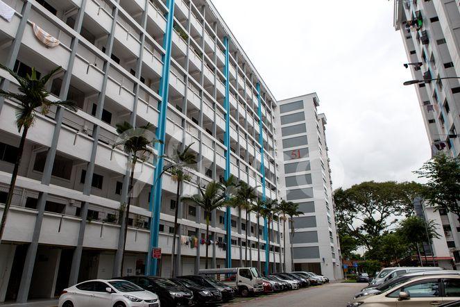HDB-Jurong East Block 51 Jurong East