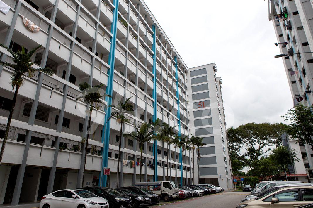 Block 51 Jurong East