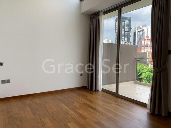 Bedroom 5 with open terrace