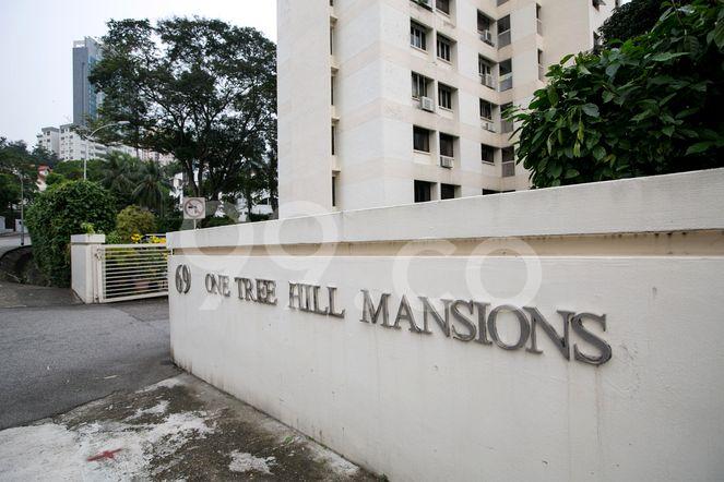 One Tree Hill Mansions One Tree Hill Mansions - Logo